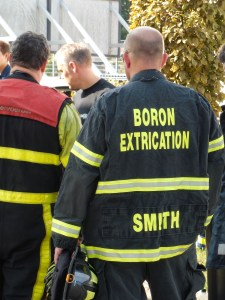 Mike Smith - www.boronextrication.com is participating in the training this year!