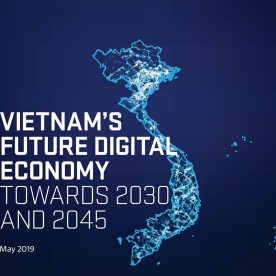 CSIRO's Data61, the leading data and digital specialist in Australia, and Ministry of Science and Technology developed a report that examines the trends affecting the development of Vietnam's digital economy until 2045 and identifies four possible future scenarios for the country.