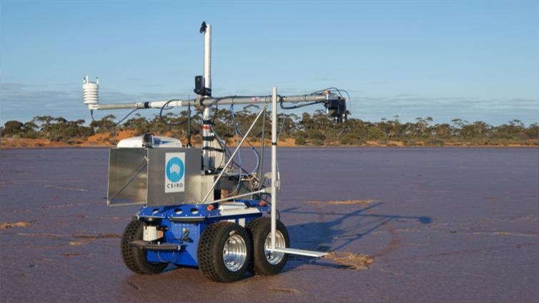 Autonomous Science Rover