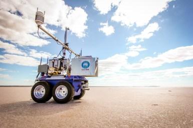 outbackrover Autonomous Science Rover