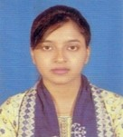 Master of Science student at Bangladesh Agricultural University, Tahmina Akhter