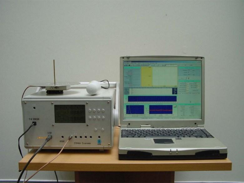CDMA Scanner