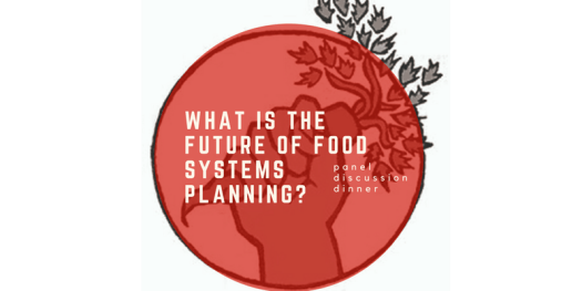 What is the future of food systems planning?