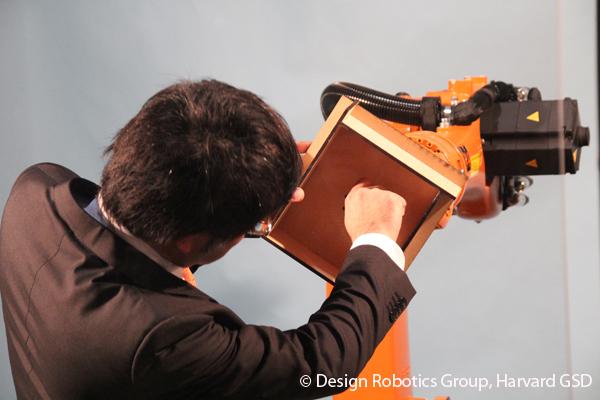 Robotic Casting | Toyohashi, Japan, 2013