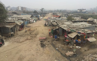 [Dev Raj Paudyal] Exploring the Scope of Spatial Data and Technology for Building Resilience of Vulnerable Groups: A Case of 2015 Nepal Earthquake and Informal Settlements in Kathmandu