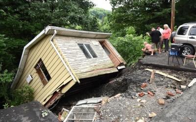 A Summer with FEMA