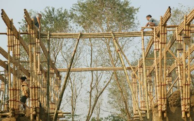 LECTURE: Architecture as a Catalyst for Development (By Anna Heringer)