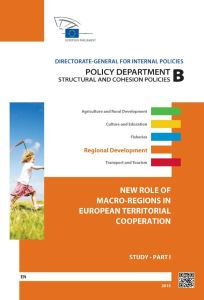 New Role of Macro-Regions in European Territorial Cooperation