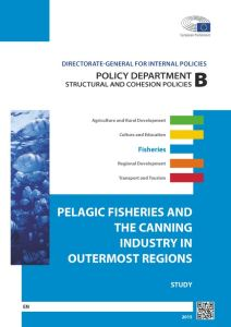 Pelagic Fisheries and the Canning Industry in Outermost Regions