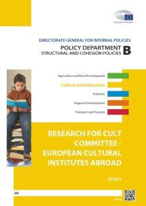 European Cultural Institutes Abroad