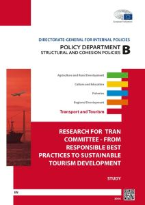 From Responsible Best Practices to Sustainable Tourism Development