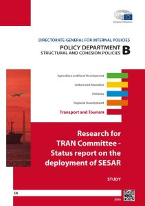 Status Report on the Deployment of SESAR