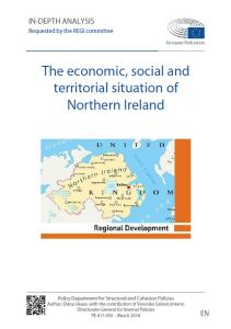 The economic, social and territorial situation of Northern Ireland