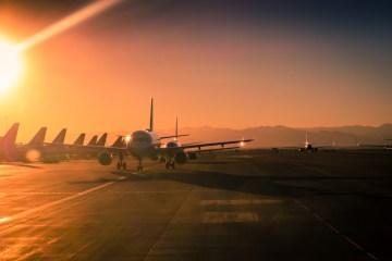 Aircraft Size at EU Airports