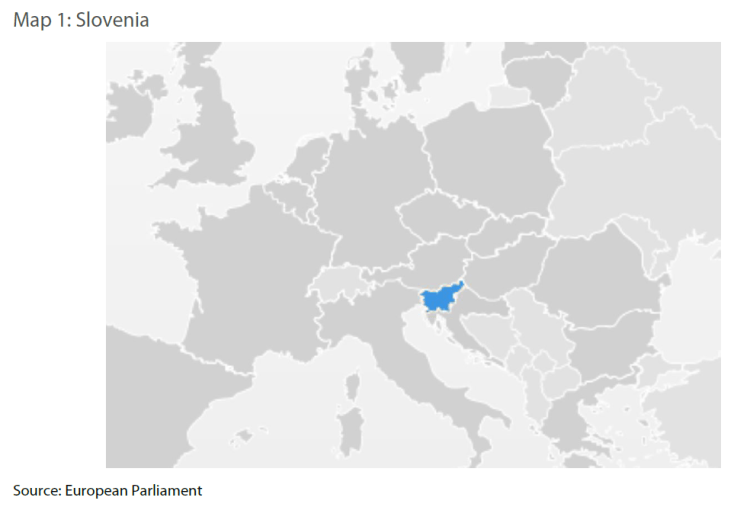 Economic, social and territorial situation of Slovenia