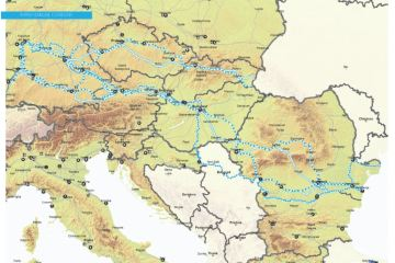 Rhine-Danube Corridor