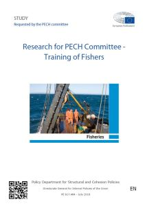 Training of Fishers