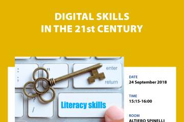 Digital skills in the 21st century