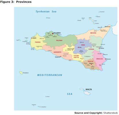 Figure 3: Provinces