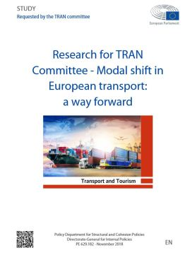Modal shift in European transport: a way forward