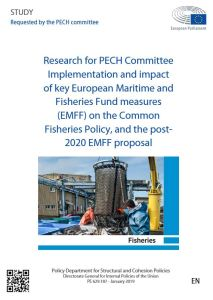 Implementation and impact of key European Maritime and Fisheries Fund measures (EMFF) on the Common Fisheries Policy, and the post-2020 EMFF proposal