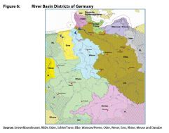 Figure 6: River Basin Districts of Germany