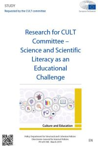 Science and Scientific Literacy as an Educational Challenge