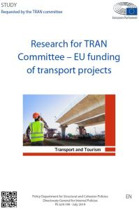 EU funding of transport projects