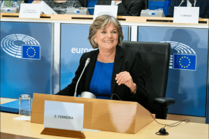 Commitments made at the hearing of ELISA FERREIRA Commissioner-designate Cohesion and Reforms