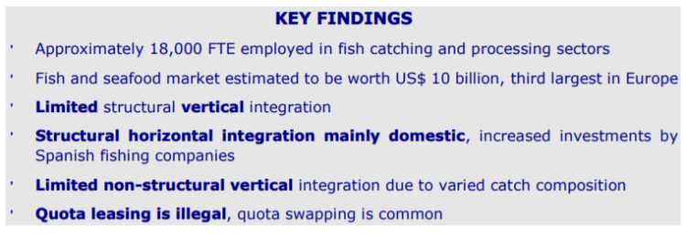Key findings - France