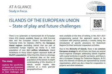 At a glance: Islands of the European union: State of play and future challenges