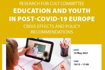 Education and youth in post-COVID-19 Europe – crisis effects and policy recommendations