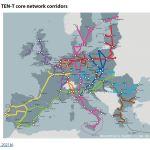 Figure 1: TEN-T core network corridors