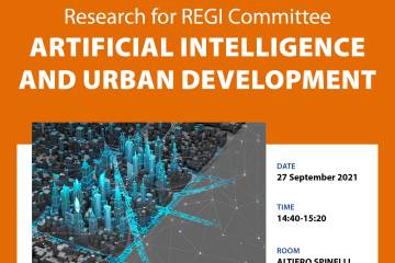 Poster: Artificial Intelligence and Urban Development