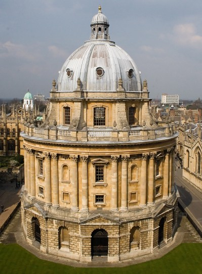 The 'Old' Bodleian