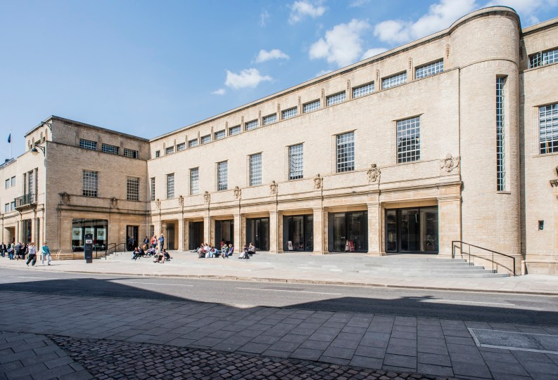 The Weston Library aka The 'New' Bodleian