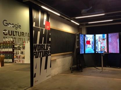 Google Cultural Institute, la Biennale di Venezia Headquarters, Jan. 2016, PHOTO © SARAH KLEINMAN 2016