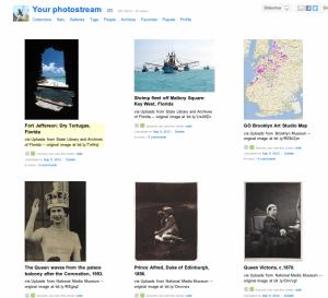Photostream on Flickr
