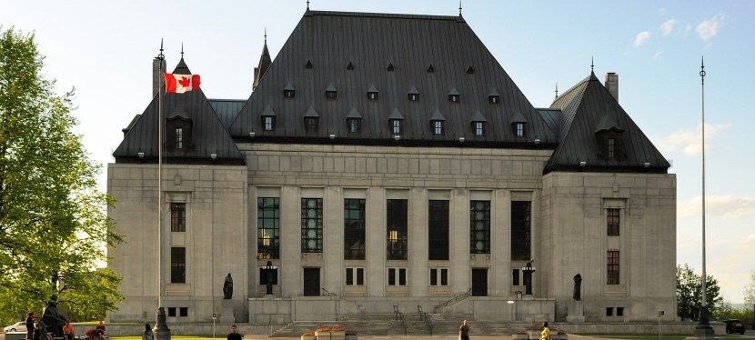 How do Canadians feel about the justice system?