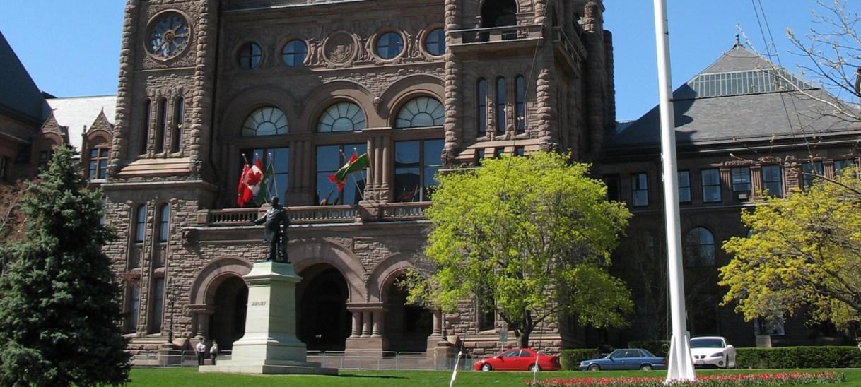 Progressive Conservatives Hold Edge in Ontario Ballot