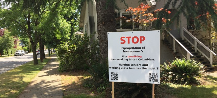 British Columbians Support Government's Housing Measures