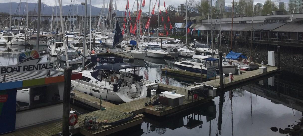 Metro Vancouverites Ponder Best Way to Enjoy Granville Island