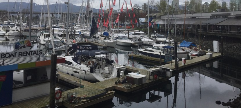 Metro Vancouverites Ponder Best Way to Enjoy Granville Island