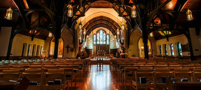 God Exists for British Columbians, But Few Attend Religious Services
