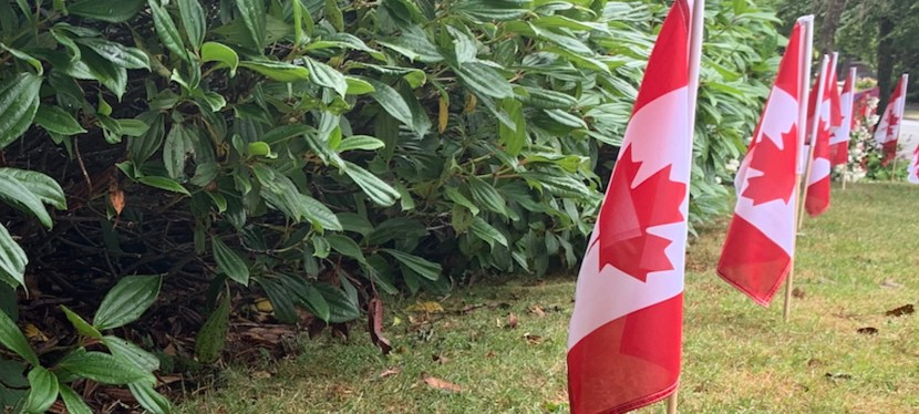 Flag, Armed Forces and Economy Make Canadians Proudest