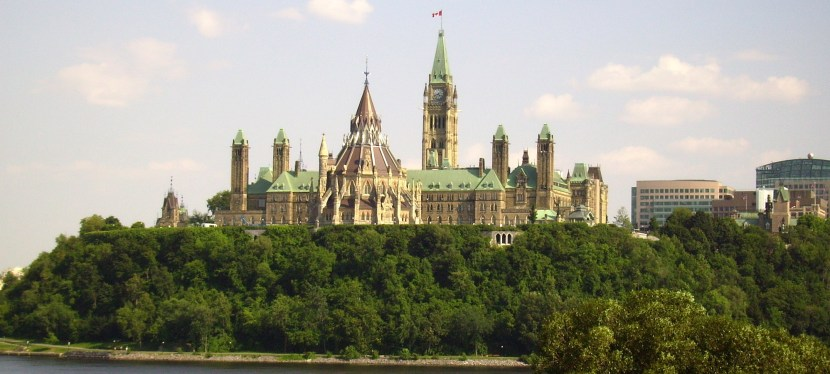 Liberals Barely Ahead Three Months Before Canadian Election