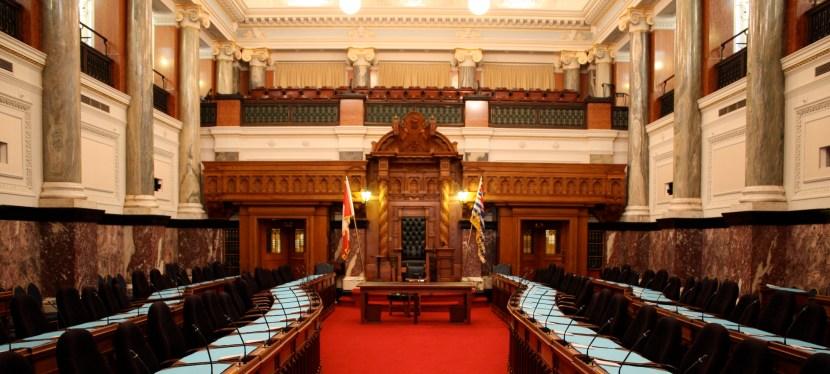 British Columbians Want Data Access and Decorum in Legislature