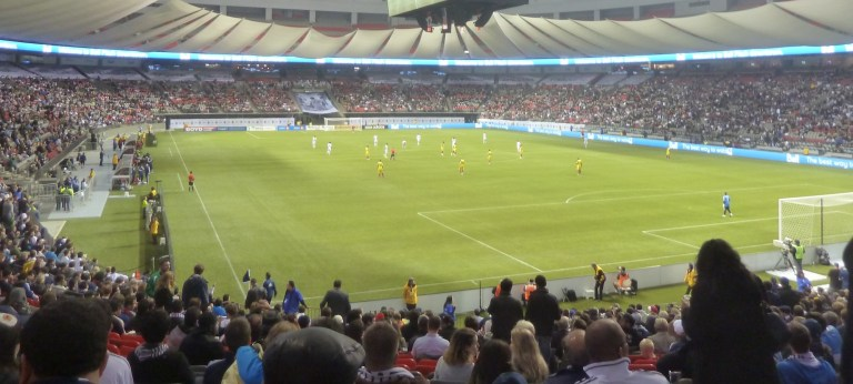 Pandemic Curbs Interest in Pro Sports Across British Columbia