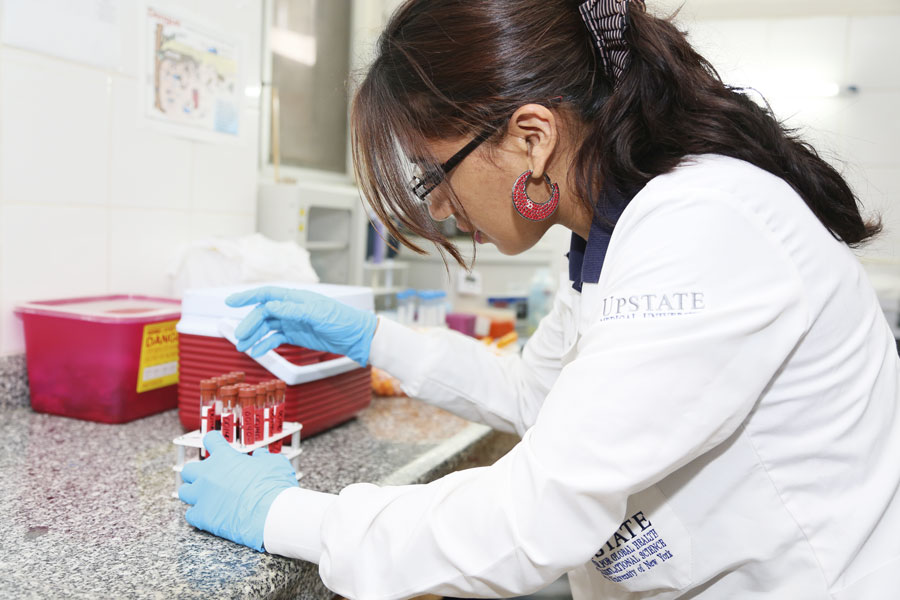 Dr Anna M Stewart-Ibarra