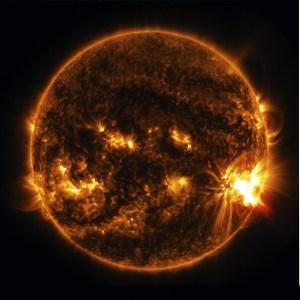 galactic cosmic rays